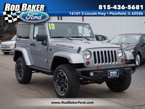 Pre-Owned 2013 Jeep Wrangler 4WD With Navigation & 4WD