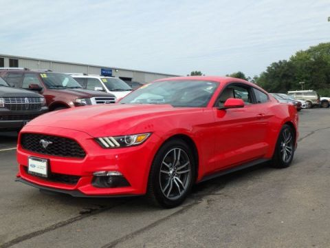 Pre-Owned 2015 Ford Mustang ECO Premium With Navigation