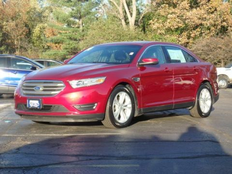 Certified Pre-Owned 2014 Ford Taurus SEL With Navigation