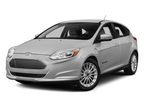 Pre-Owned 2012 Ford Focus Electric ELECTRIC FWD Hatchback