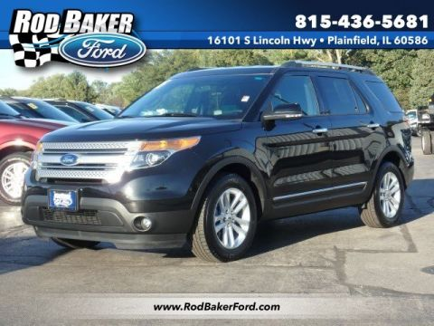 Certified Pre-Owned 2015 Ford Explorer XLT FWD Sport Utility