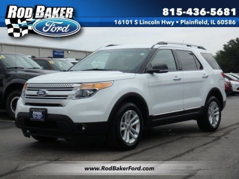 Certified Pre-Owned 2015 Ford Explorer XLT 4WD