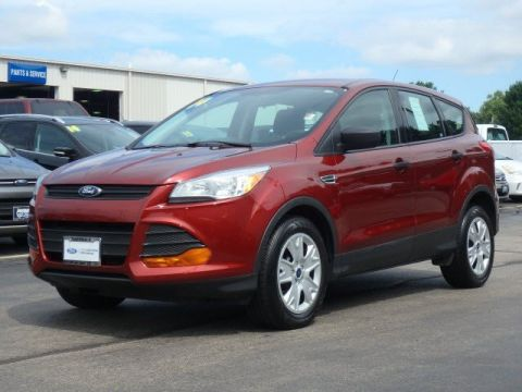 Pre-Owned 2014 Ford Escape S FWD Sport Utility