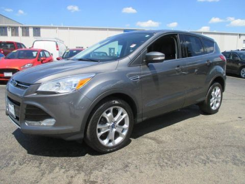 Certified Pre-Owned 2013 Ford Escape SEL FWD Sport Utility
