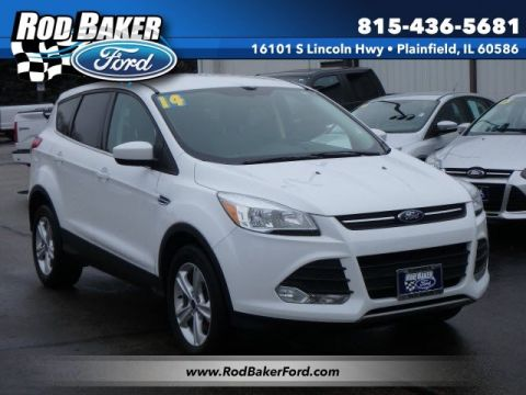 Certified Pre-Owned 2014 Ford Escape SE 4WD
