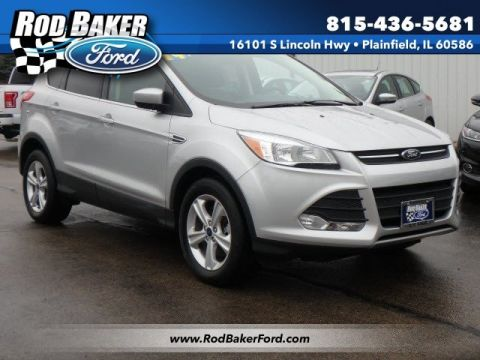 Certified Pre-Owned 2014 Ford Escape SE With Navigation & 4WD