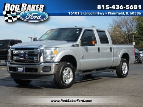 Pre-Owned 2015 Ford Super Duty F-250 SRW  4WD