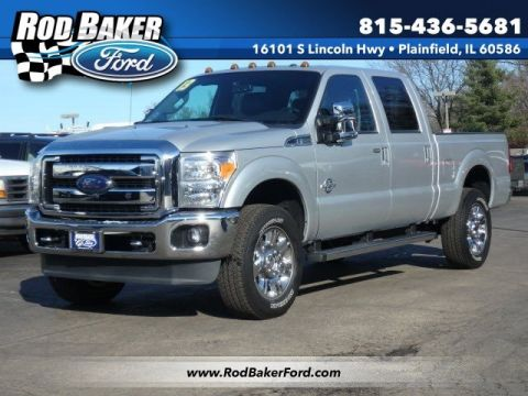 Pre-Owned 2013 Ford Super Duty F-350 SRW Lariat With Navigation & 4WD