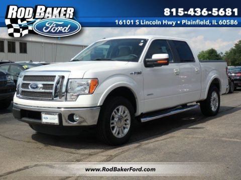 Pre-Owned 2011 Ford F-150 2WD RWD Crew Cab Pickup