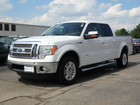 Certified Pre-Owned 2011 Ford F-150 2WD RWD Crew Cab Pickup