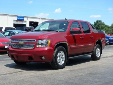 Pre-Owned 2007 Chevrolet Avalanche K1500 4WD